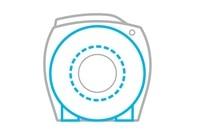 Modern design magnet